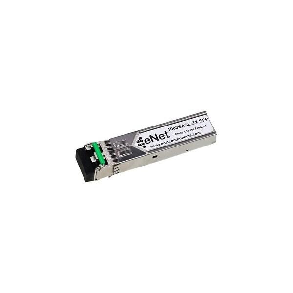 ENET 3CSFP97-ENC 3Com 3CSFP97 Compatible 1000BASE-ZX SFP 1550nm 80km DOM Duplex LC SMF 100% Tested Lifetime warranty