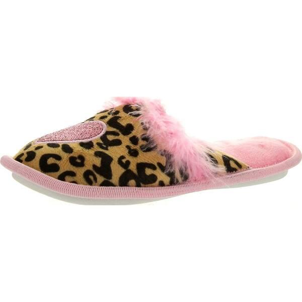Shop Static Footwear Girls Funky Super Cute House Slippers ...