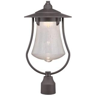 Designers Fountain LED22536 Paxton 1 Light LED Lantern Post Light