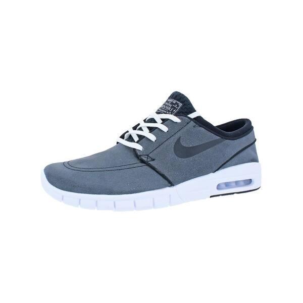 Melodramático artería crisantemo  Shop Nike Mens Stefan Janoski Max L Prm Skateboarding Shoes Lightweight  Athletic - 11.5 medium (d) - Overstock - 22312557