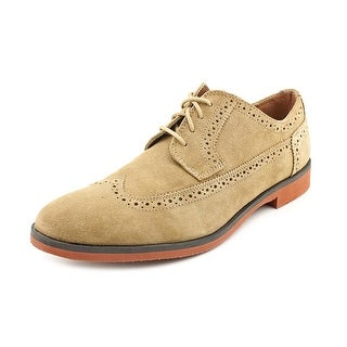 Stacy Adams Dalton Men Wingtip Toe Suede Oxford