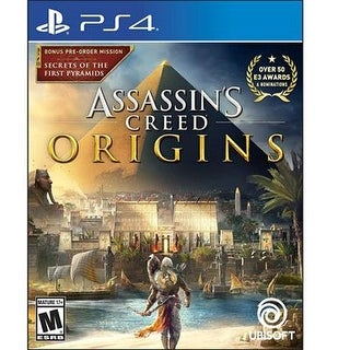 Ubisoft - Ubp30502100 - Assassins Creed Origins Ps4