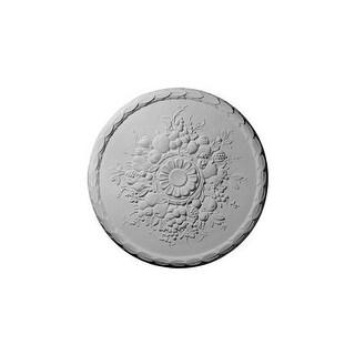"Ekena Millwork CM22AT 22.5"" Wide Anthony Harvest Ceiling Medallion"