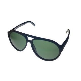vuarnet sunglasses lull  Vuarnet Sunglass Mens Plastic Aviator Sunglass Matt Noir, VL 1306 P00A 1121