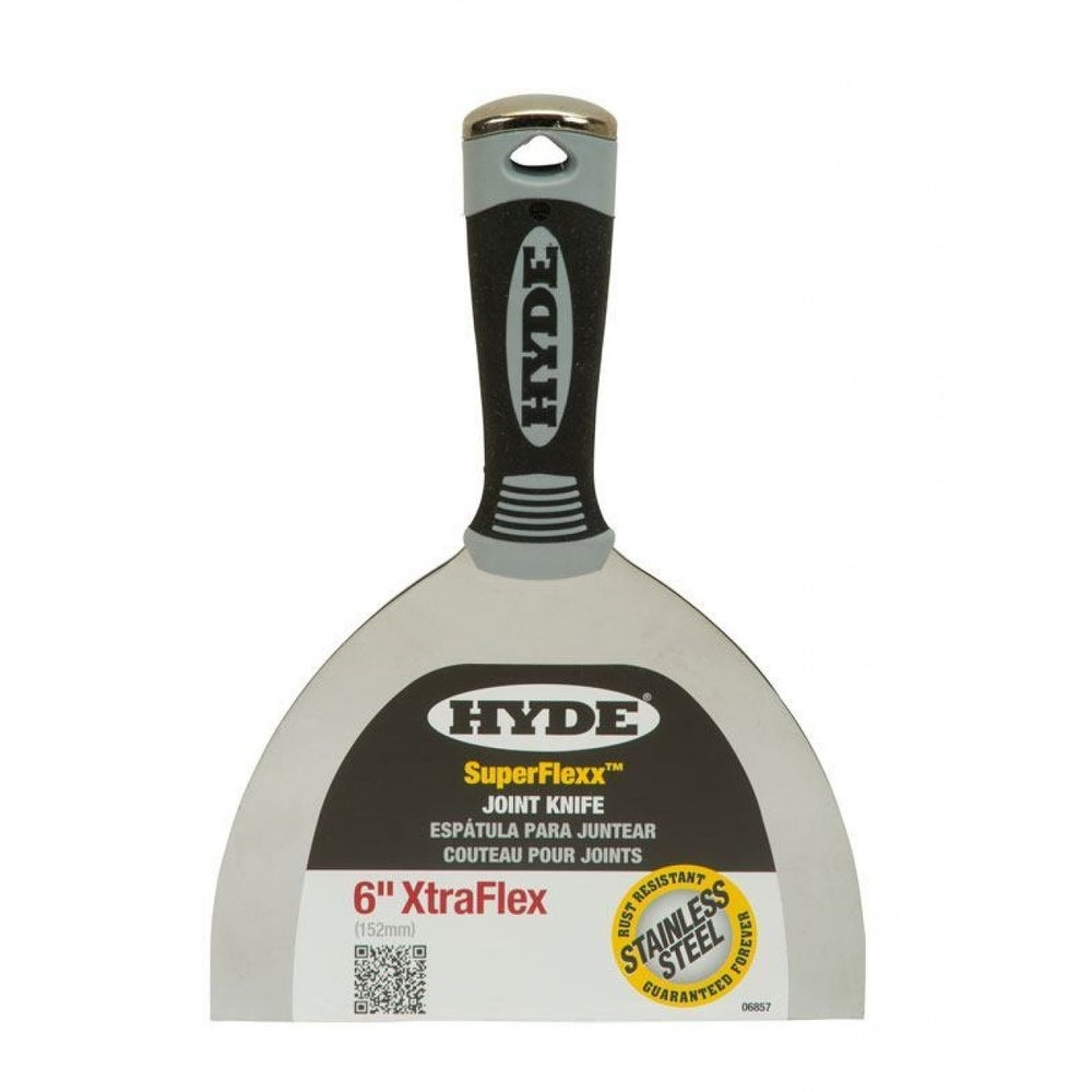Hyde 06857 SuperFlexx Stainless Steel Joint Knife, 6