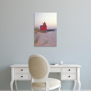 Easy Art Prints Brent Bergherm's 'Holland Michigan' Premium Canvas Art