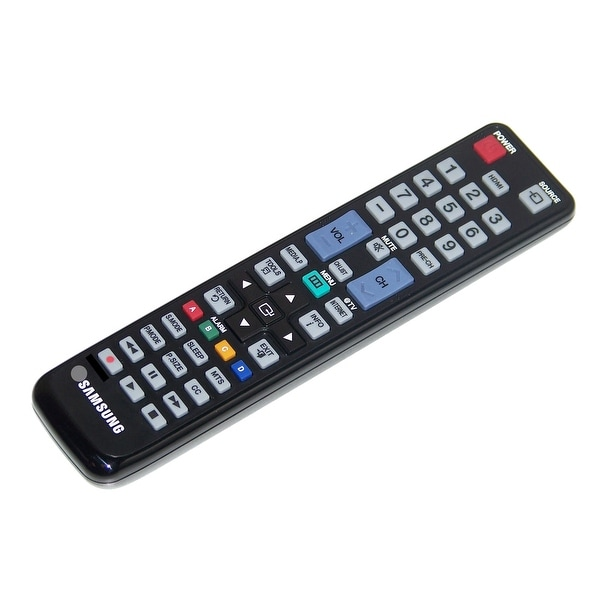 OEM Samsung Remote Control: LN26C450, LN26C450E1H, LN26C450E1HX, LN26C459, LN26C459E1H, LN26C459E1HX