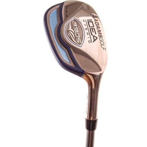 New Adams Idea A3OS Mid Hybrid Ladies Flex Graphite RH