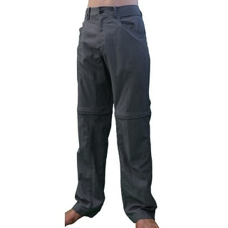Mountain Hardwear Mesa Convertible Pants V2, Mens - White - 38/32