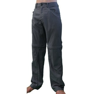 Mountain Hardwear Mesa Convertible Pants V2, Mens - Titanium - 38/32