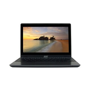 "Acer C720P Chromebook Celeron 2955U 4GB RAM 16GB SSD 11.6"" Touchscreen (Refurbished B Grade)"