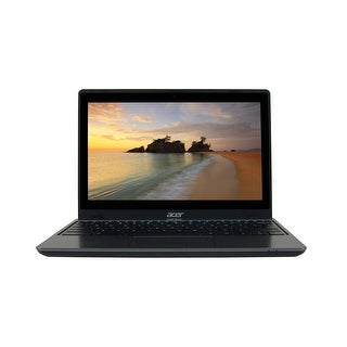 "Acer C720P Chromebook Celeron 2955U 4GB RAM 16GB SSD 11.6"" Touchscreen (Refurbished C Grade)"