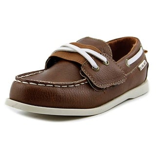 Carter's Joshua 3 Moc Toe Synthetic Boat Shoe