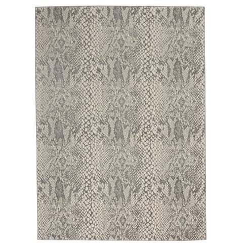 Nourison Solace Animal Print Area Rug