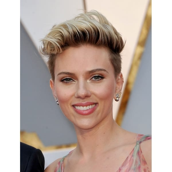 Shop Scarlett Johansson At Arrivals For The 89th Academy Awards Oscars 2017 Arrivals 2 The Dolby Theatre At Hollywood And Highland Overstock 24380505