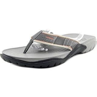 Crocs Swiftwater Flip Men Open Toe Synthetic Flip Flop Sandal