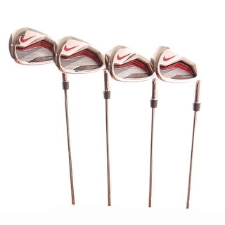 New Nike VR-S Covert 2.0 Iron Set 8-PW,AW FST R-Flex Steel RH