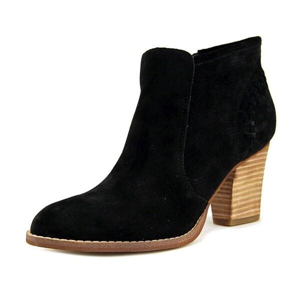 Marc Fisher Cadis Women Black Multi Boots