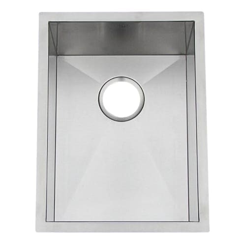 "Artisan CPUZ1519-D10 ChefPro 13"" Single Basin Undermount Kitchen Sink"