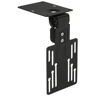 Mount-It! Kitchen Under Cabinet Folding TV Mount - MI-4200 - black