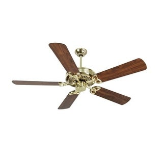 "Craftmade K10975 CXL 52"" 5 Blade Energy Star Indoor Ceiling Fan - Blades Included"
