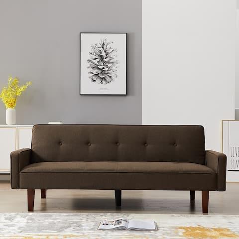Moda 8170 Brown Sofa Bed