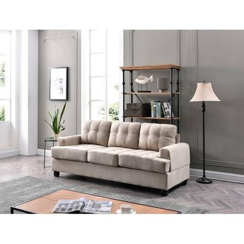 Sandridge Microsuede Sofa