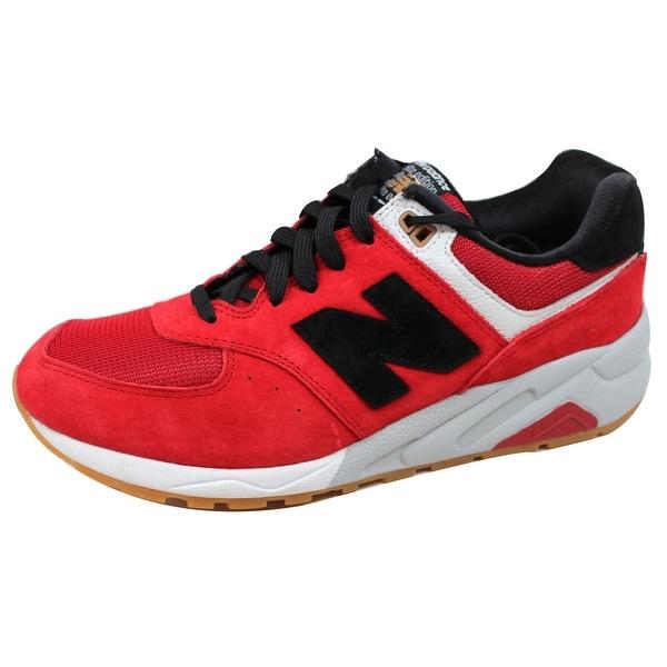 New Balance Men's Classic 572 Red/Black MRT572RG Size 10.5