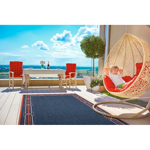 Ambrosi Indoor/Outdoor Rug