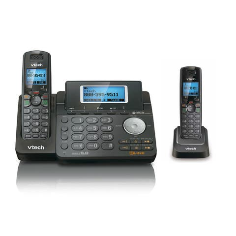 VTech DS6151-11 Cordless Phone with DS6101-11 Handset/Charger
