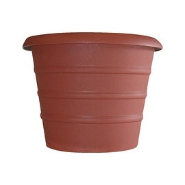 "Myers 12""T Cotta Marina Pot"