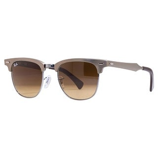 RAY-BAN Square RB 3509 Unisex 139/85 Bronze light brown Sunglasses - 51mm-21mm-145mm