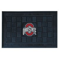 Ohio State University Medallion Door Mat