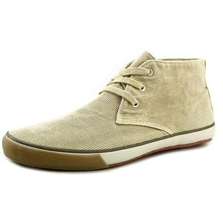 GBX Gravesend Men Round Toe Canvas Sneakers