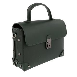 HS Collection HS8422 VR GALA Green Shoulder Bag