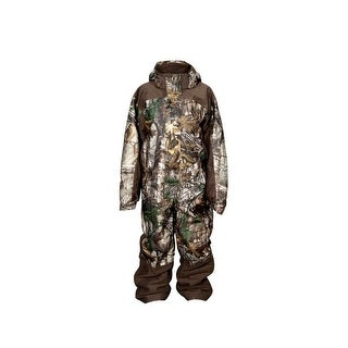 Rocky Outdoor Coveralls Youth Hooded Functional Pockets