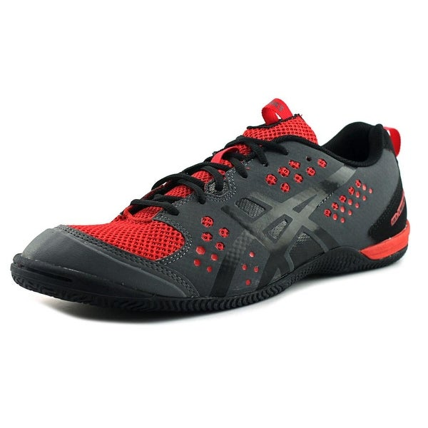 Asics Gel-Fortius TR Men Round Toe Synthetic Gray Cross Training