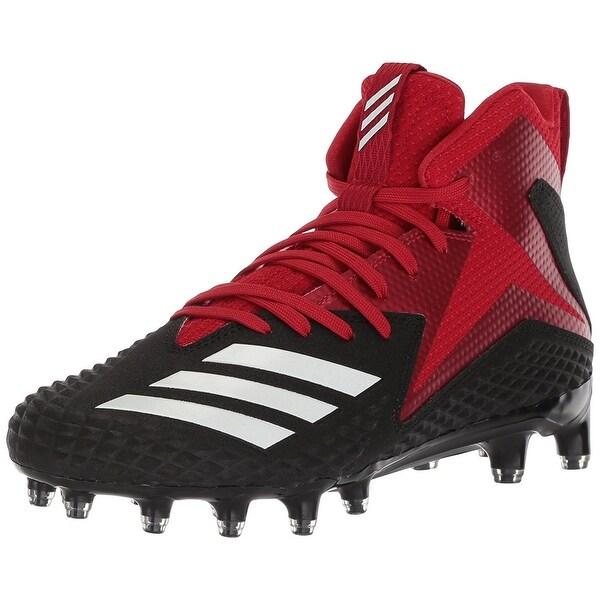 Shop adidas Men's Freak X Black/White/Power Carbon Mid Baseball Shoe, Black/White/Power X Red, Size 16.0 - 16 - On Sale - - 22862648 9057d0