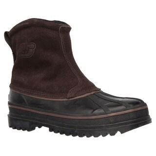 Skechers 72051 DKBR Men's REVINE Boot