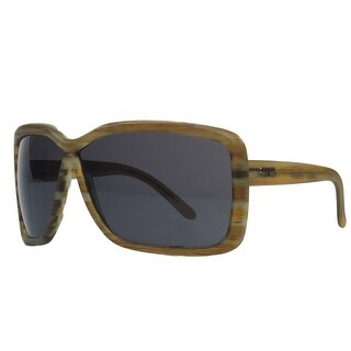 Balenciaga BAL 0124/S 7Q1 Horn Oversized Sunglasses