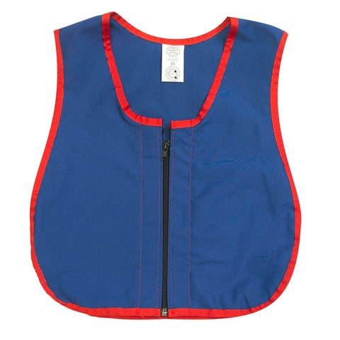 Manual Dexterity Vests Zipper Vest