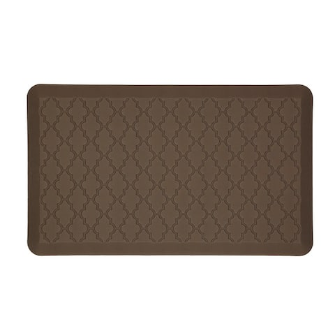 "Mohawk Home Lattice Dri-Pro Comfort Kitchen Mat - 1'6"" x 2'6"""