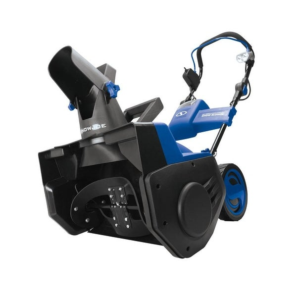 Sun Joe & Snow Joe Cordless Single Stage Snow Blower - 21""