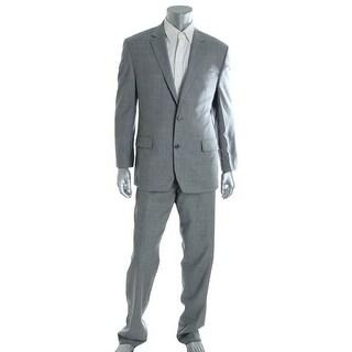 MICHAEL Michael Kors Mens Wool 2PC Pant Suit