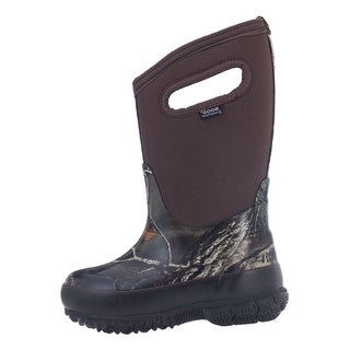 Bogs Boots Boys Kids Classic Camo Waterproof Rubber Realtree 71999