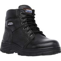 Skechers Women's Work Relaxed Fit Workshire Fitton Black