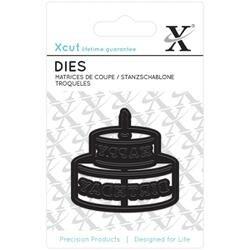 Happy Birthday - Xcut Mini Decorative Die
