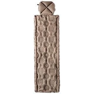 Klymit Inertia O Zone Recon Coyote Sand Sleeping Pad w/ Pillow