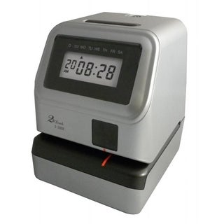 David-Link Fingerprint USA Electronic Time Recorder- Document Stamp