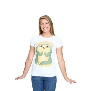 Womens Star Wars Cute Jabba T-Shirt